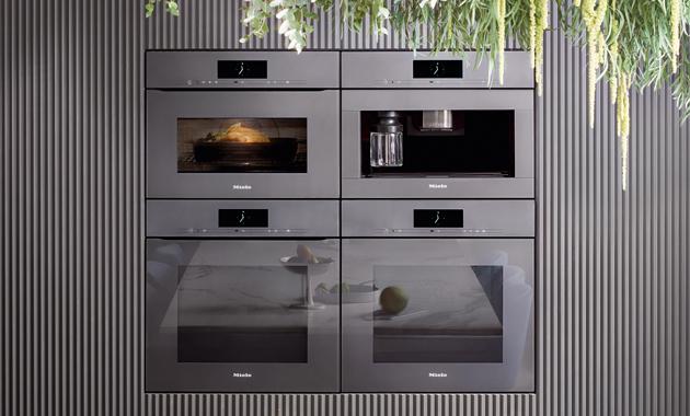 Se svými vestavnými spotřebiči generace 7000 Miele dělá vaření a intuitivnější a snazší než kdy dříve.