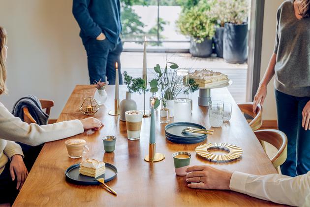 Pojďte spolu s Nespresso o letošních svátcích zažít skandinávský životní styl a užít si během nejrušnějšího období roku kávu a příjemné chvilky se svými blízkými