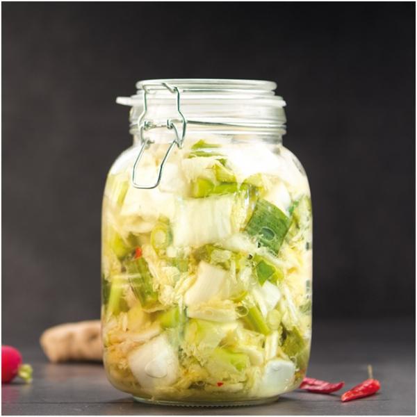 Recept na Kimči
