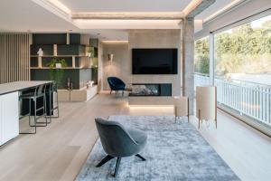Otevřené bydlení v madridské čtvrti Retiro