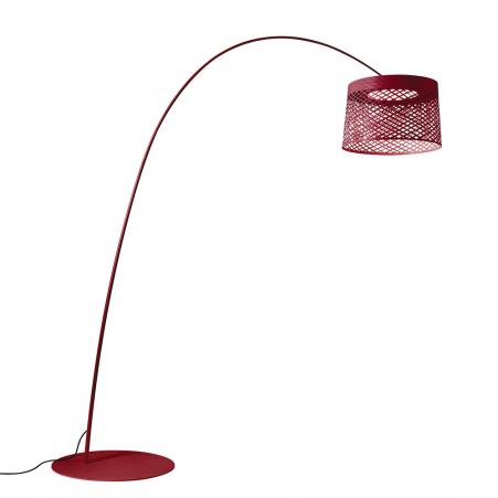 Twiggy Grid (Foscarini), design Marc Sadler, IP44, sklolaminát, kov a plexisklo, O 46 cm, cena na dotaz, WWW. BULB. CZ