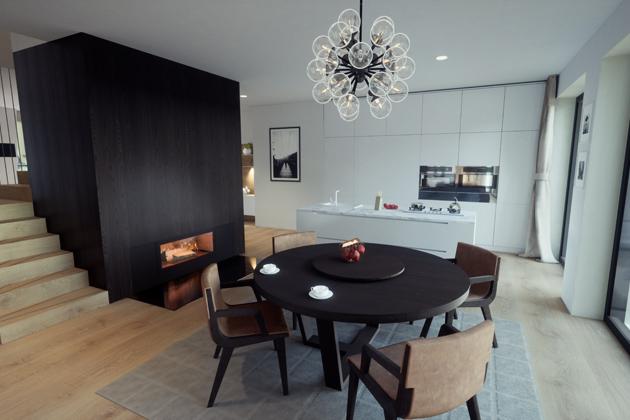 Dispozice bytů plně respektují historické hodnoty, a zároveň poskytují komfortní bydlení.