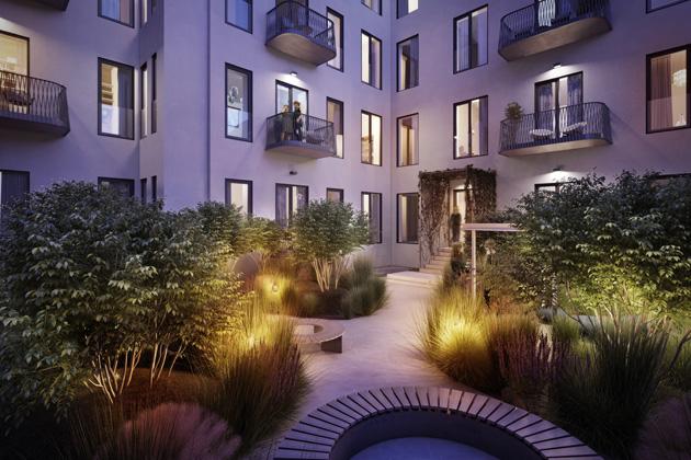 Společnost PSN ve spolupráci se známým architektonickým studiem architekta Jakuba Ciglera připravila projekt na rozsáhlou rekonstrukci a revitalizaci objektu a navrácení rezidenčního bydlení do centra Prahy.