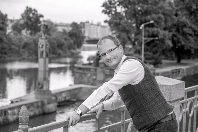 Rozhovor pro Moderní byt: Vladimír Pikora