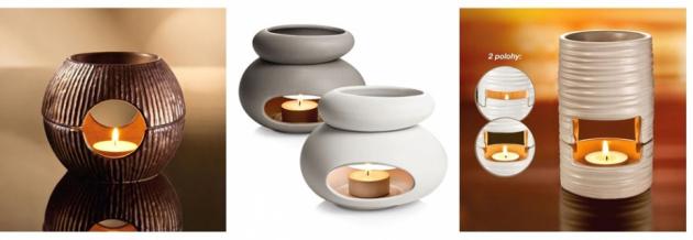 Vyberte si z úchvatných designových aromalamp tu svou a užívejte si harmonizující světelnou atmosféru prosycenou přírodními vůněmi. Esenciální vonné oleje pak volte podle toho, jak se právě cítíte