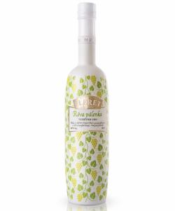 Nová limitovaná edice jedinečného super-prémiového destilátu z celých hroznů Muškátu moravského z vybraných viničních tratí jižní Moravy
