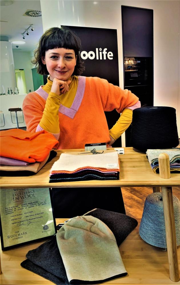 Tereza Rosalie Kladošová (oděvní designérka)