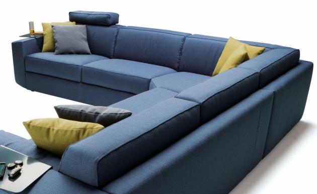 Sedací nábytek Melvin (design Alessandro Elli)