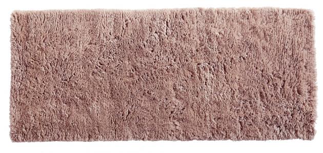 Shaggy (HAY), odstín rose, vlna, 80 × 200cm, cena 6 994 Kč,  www.lino.cz