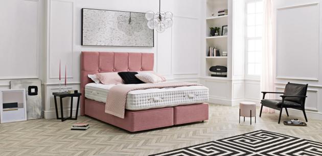 Dvoulůžková postel Opes (Somnus) poskytuje maximální pohodlí a podporu celého těla. Konstrukce je vyrobena z kvalitních přírodních materiálů, které zaručují dlouhou životnost, www.dreambeds.cz