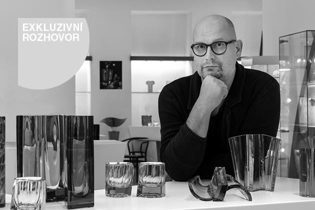 Rozhovor pro Moderní byt: Petr Larva