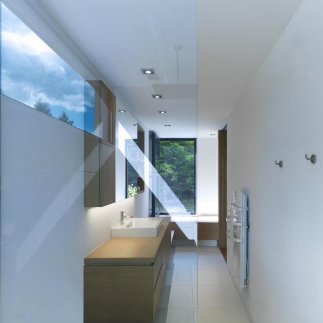 Koupelna s vybavením RAMACIERI a CÉRAGRÈS-LES-BAINS