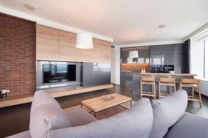 Nová dispozice dokonale zvětšila bratislavský byt