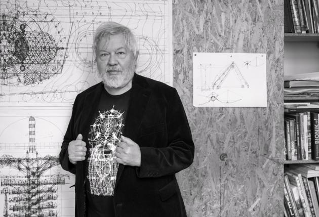 Exkluzivně pro Moderní byt: architekt Martin Rajniš