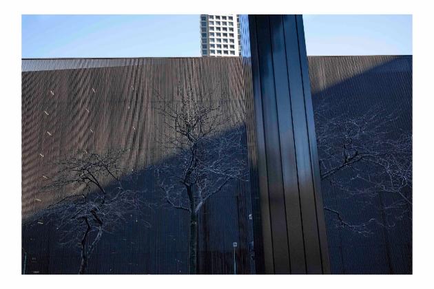 Život ve městě akultivovanost, kontrasty uvnitř avenku, rozmazání azaostření, odrazy azrcadlení, hra svnímáním pozorovatele – to jsou obrazová témata berlínské fotografky Ariny Dähnick.