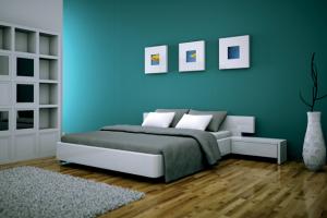 Ložnice je místem relaxace a odpočinku, navíc v ní trávíme zhruba jednu třetinu života