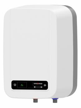 Elektrické ohřívače vody TO 5 a TO 10, jejichž výrobu zahájí společnost DZ Dražice na jaře letošního roku, přijdou na trh ve dvou variantách: s termostatem s pevně nastavenou teplotou 55 0C, nebo s dotykovým ovládacím panelem pro nastavení požadované teploty.