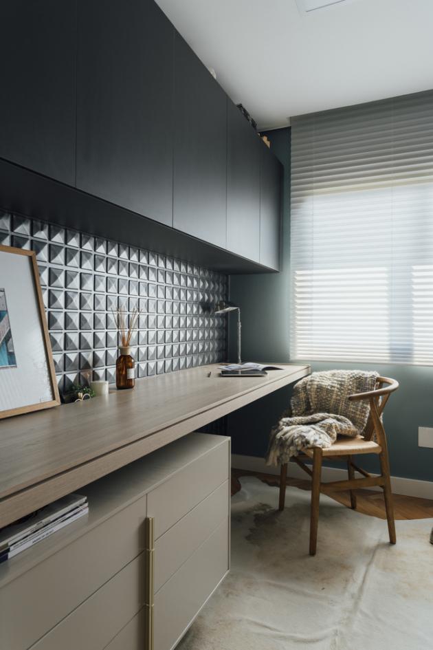 50 m2byt, Brazílie, studio: South Arquitetura (foto: Cristiano Bauce)