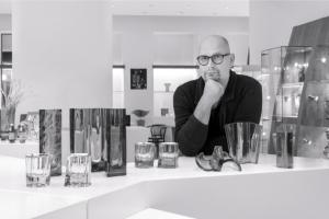 Petr Larva: Sklenice architekturou