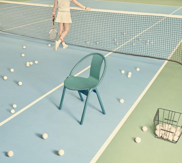 nová kolekce židlí Grand Slam