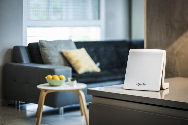 Řídicí jednotka TaHoma Premium umožňuje ovládat všechna zařízení v domácnosti prostřednictvím internetového připojení přímo z domova nebo vzdáleně odkudkoliv pomocí aplikace pro mobilní telefon, tablet a webového rozhraní v počítači. Do systému lze zapojit takřka vše v domácnosti – stínicí prvky, osvětlení, okna, vrata a brány, prvky bezpečnostního systému i regulovat vytápění...