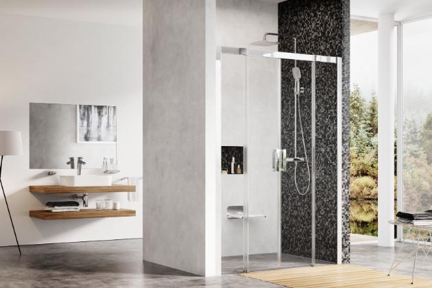 Vyberte si svůj sprchový kout z domova