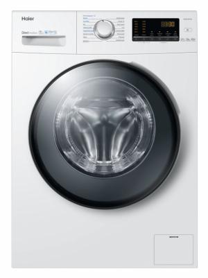 Haier HW90-B1439-36 – předem plněná pračka skapacitou 9 kg prádla a 1400 otáčkami při odstřeďování, 16 programů (Rychlé praní, Rychlý 15 min, Denní praní, Vlna, Jemné prádlo, Ruční praní, Přikrývky, Odstřeďování, Bavlna+, Džíny, Sportovní prádlo, Hygienické praní, Dětské prádlo, Mix, Syntetika, Bavlna), přehledný digitální displej sčeštinou, energetická třída A+++-40%, hlučnost 53/67 dB(A), rozměry 85 x 59,5 x 55 cm (v x š x h), doporučená cena 12990 Kč, zdarma 5 let záruka a 12 let záruka na motor.