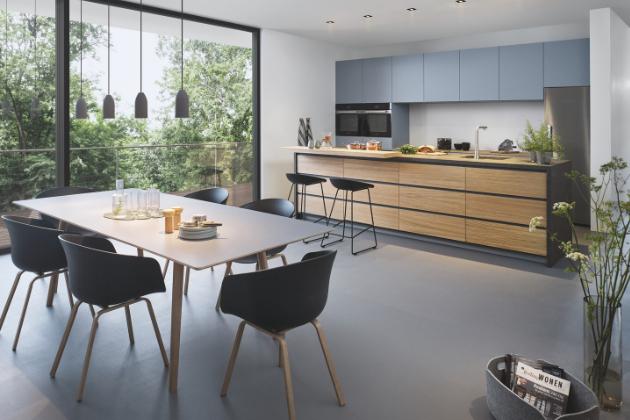 Kuchyňské baterie Zedra SmartControl zabodovaly u zákazníků díky svému designu, promyšlené ergonomii a inovativním funkcím.