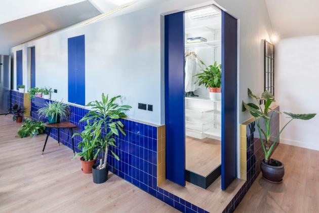 Půdní byt v Madridu se proměnil v matrjošku