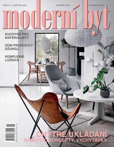 Vyšlo nové číslo časopisu Moderní byt