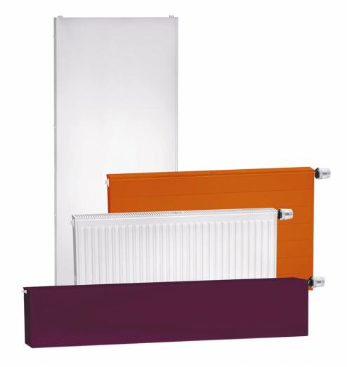 Deskové radiátory Profi l, Line, Plan, Verteo (Kermi), velký výběr rozměrů i barev, cena dle typu a provedení, WWW.KERMI.CZ