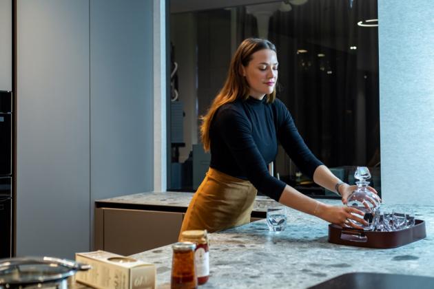 Moser i Stopka oslovují podobnou klientelu. Sofistikovaného zákazníka, který ocení unikátní design v tom nejkvalitnějším zpracování.