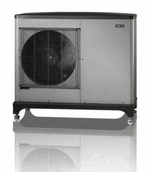 Tepelné čerpadlo NIBE F2040 systému vzduch-voda (aktivní chlazení)