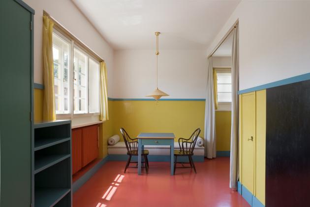Müllerova vila, dětský pokoj, © Muzeum hl. m. Prahy, Martin Polák