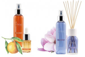 Millefiori Milano: Luminous Tuberose a Violet and Musk