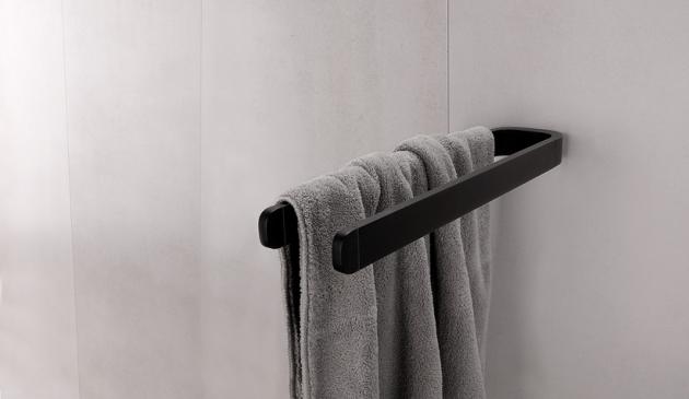 Černá barva u série Nikau nechá skvěle vyniknout preciznímu zpracování, a umocní tak dojem dokonalosti