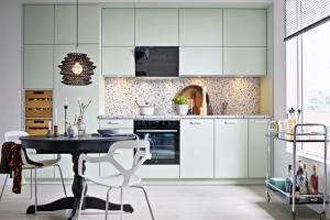 Kuchyně Biella (Schüller), více pastelových barev na výběr, cena na dotaz, WWW.CASAMODERNA.CZ