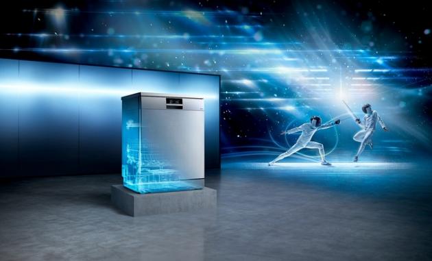 Myčka SN258I01TE (Siemens), A+++, program, který umyje nádobí 3× rychleji než standardní, ekonomické sušení technologií Zeolith, cena 18 990 Kč, WWW.SIEMENS-HOME. BSH-GROUP.COM/CZ