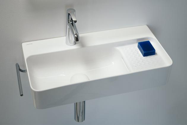 Laufen: Vybavte malou koupelnu chytře a stylově