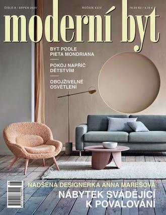 Moderní byt vychází tento týden.