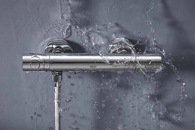Voda s požadovanou teplotou ve zlomku vteřiny