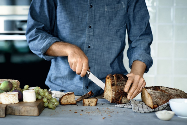 Nože z kolekce Grand Gourmet jsou vrcholem každé kuchyně. Vyrobené kompletně z nerezové oceli spojují stylový design a vysokou funkčnost.