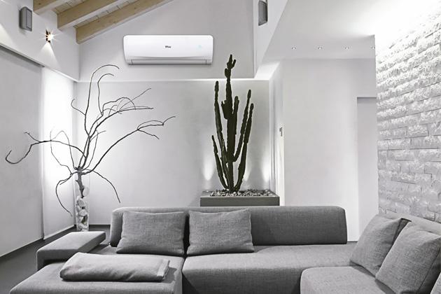 Klimatizační jednotka Luna Clima (Baxi), mono/dual provedení, automatický noční režim, chlazení/topení, cena na dotaz, WWW.KOUPELNY-PTACEK.CZ