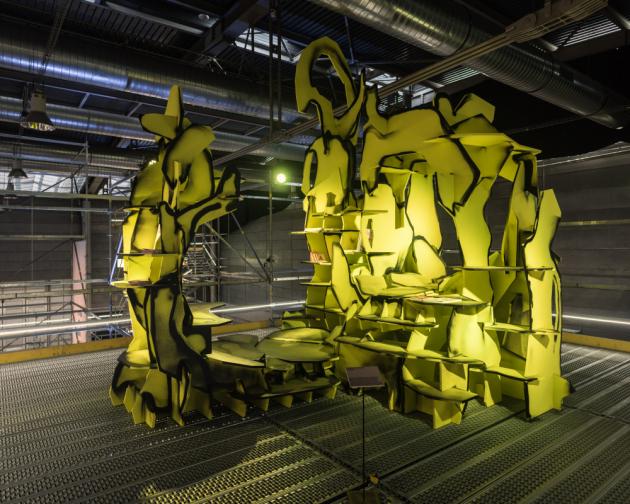 Designblok se zapojí do festivalu Praha září umístěním instalací od Lucie Koldové a Tadeáše Podrackého