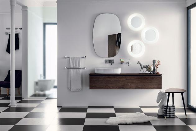 Velké téma: Koupelna 3x jinak