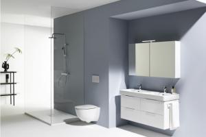 Laufen: Oblíbená klasika nabízí řešení pro koupelnová úskalí