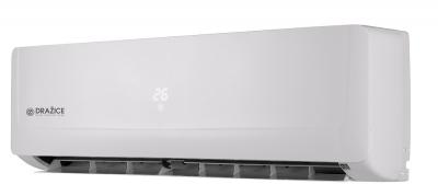 Vnitřní jednotka umožňuje dokonalé řízení proudu vzduchu nastavením vertikálních ihorizontálních žaluzií anastavením automatické nebo manuální rychlosti ventilátoru