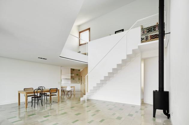 MM House byl navržený podle přísných certifikačních kritérií německého PassivhausInstitutu pro pasivní domy