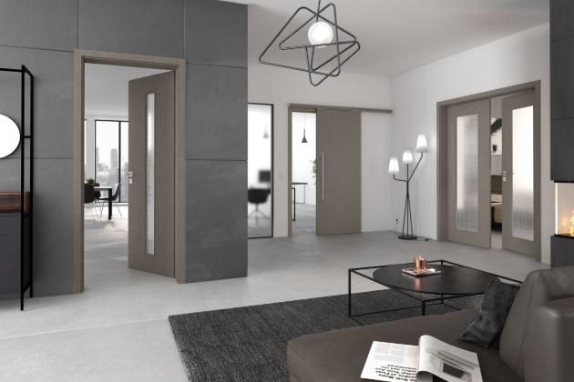 Interiérové dveře pro náročné: dveře PRÜM s inovativní hranou PREMIUMKANTE