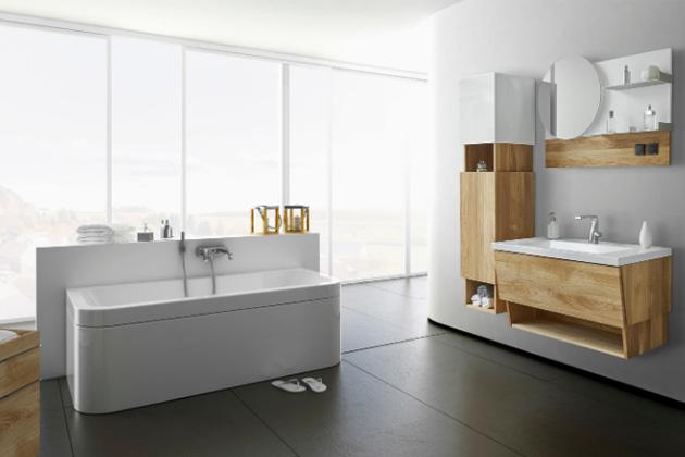 Jak si udělat z koupelny domácí wellness